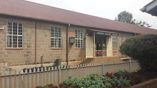 Nairobi railway museum: Railway Museum