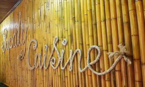 Sapaly Cuisine Cafe & Restaurant: Sapaly inside