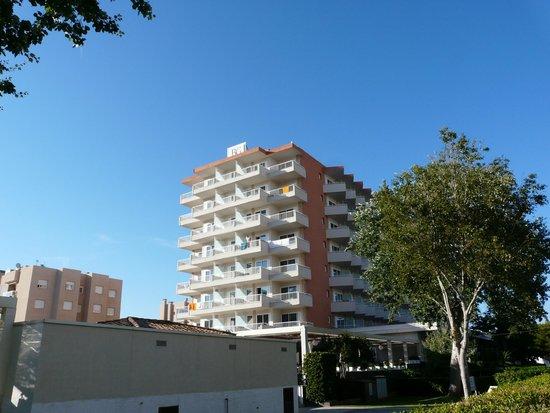 Caballero Hotel: Вид отеля