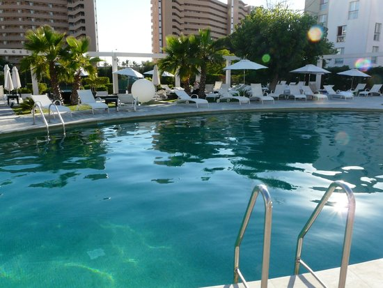 Caballero Hotel : Маленький бассейн