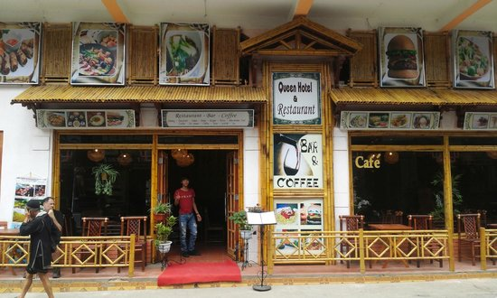 Sapaly Cuisine Cafe & Restaurant: Sapaly Cuisine - Queen restaurant