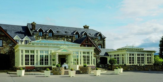 The Heights Hotel Killarney - Front of Hotel
