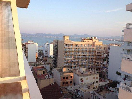 Hotel Pinero Tal : Uitzicht