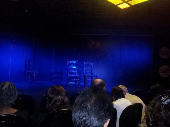 Tablao Arte Flamenco : el escenario