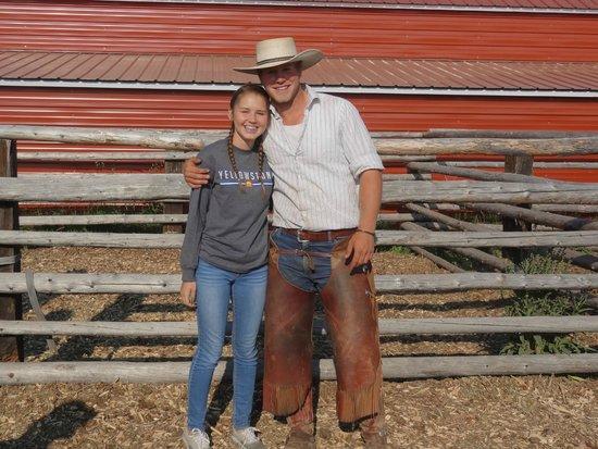 Island Park, ID: Horseback riding with Yellowstone Horses