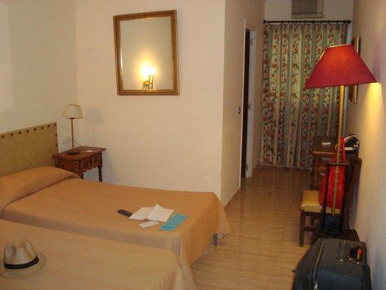 Mont-Rosa Hotel: номер
