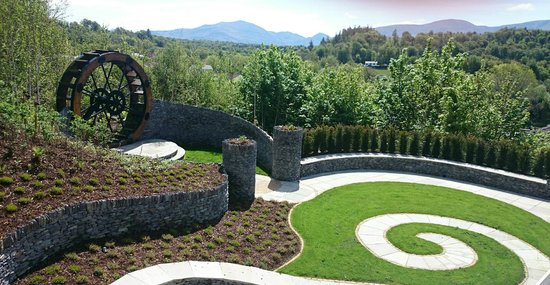 The Heights Hotel Killarney: Wedding Garden