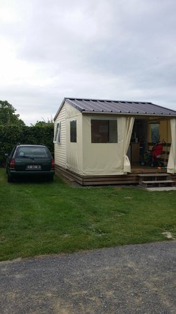 Camping aux Pommiers: tithome