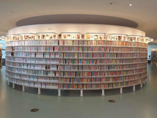 Stadtbibliothek (Openbare Bibliotheek): Multimedia