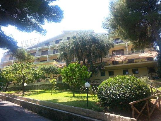 HOTEL GUARDACOSTA : Hotel