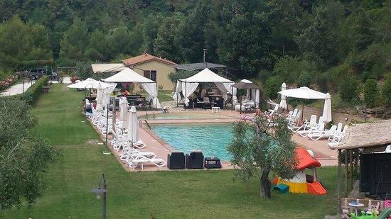 Il Casolare Val di Mare: zwembad