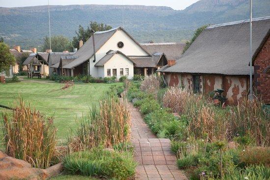 Askari Game Lodge & Spa: Askari Lodge  & Spa - main lodge