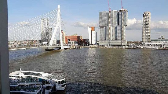 Maritime Hotel Rotterdam: Another stay 2013 in upgraded comfort rooms