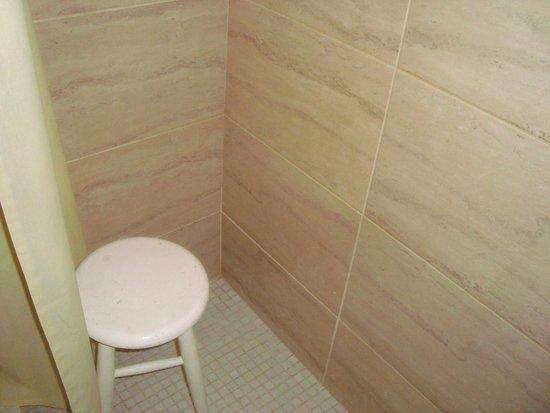 Mont-Rosa Hotel: ванная