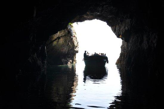 Vedettes Sirenes - Grottes Marines de Morgat