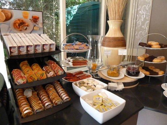Amrath Hotel Lapershoek: prima ontbijt