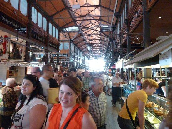 Mercado San Miguel: Festival dos sabores
