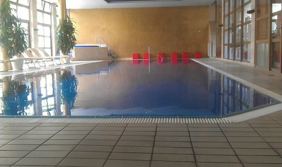 Adina Apartment Hotel Budapest: The FABULOUS pool