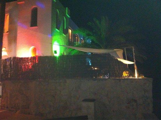 La Costa : De noche !!