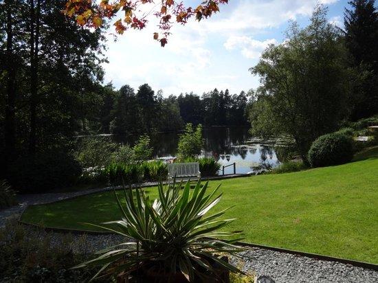 Gilpin Hotel & Lake House : The Lake