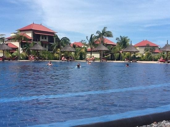 Tamassa Resort: piscine
