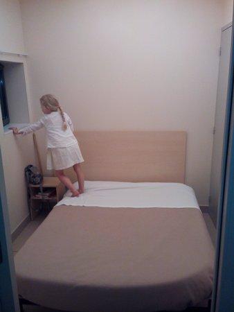 La Riviera Limousine : Un chambre (5 m2)