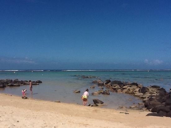 Tamassa: la plage.