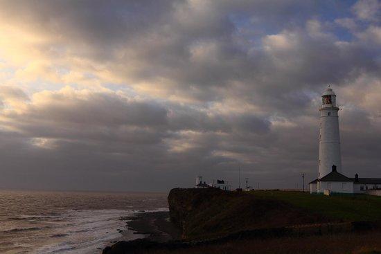 Nash Point Lighthouse: Nash Point Wayne Brewer