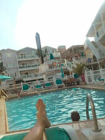 Aztec Resort Motel : My happy place