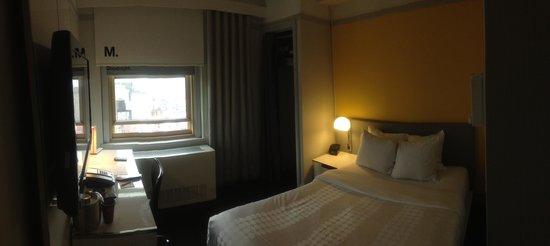 Row NYC Hotel: habitacion 2352