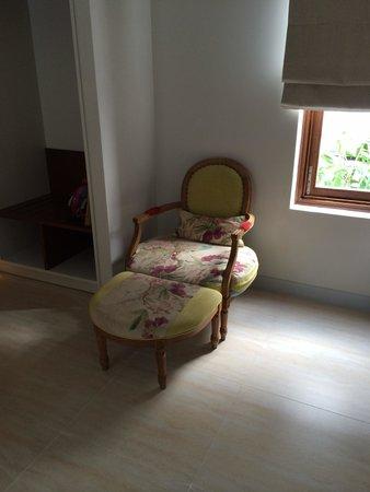 Villa Aria Muine: Кресло