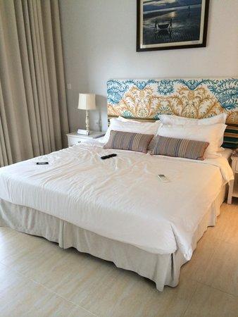 Villa Aria Muine: Кровать