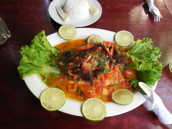 La Casa Fitzcarraldo: try some of the special dishes