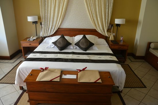 Dinarobin Beachcomber Golf Resort & Spa: Junior Suite