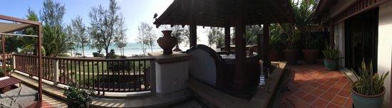 JW Marriott Phuket Resort & Spa: terrace