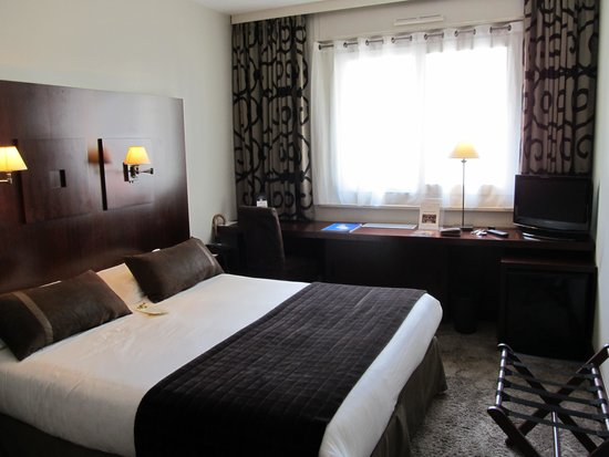 Hotel Le Roosevelt : Chambre standard