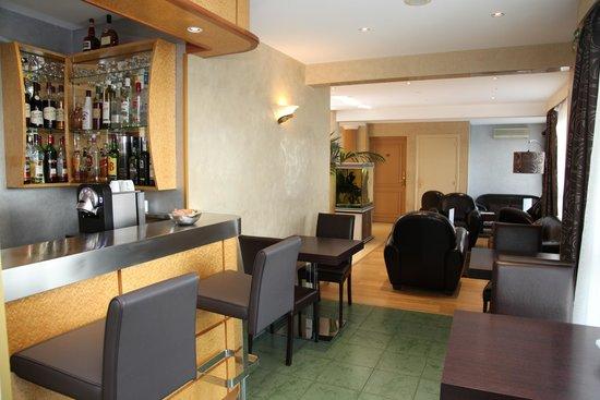 Hotel Cannes Gallia: Espace bar