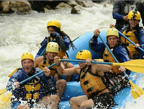 Arkansas Valley Adventures: Whitewater