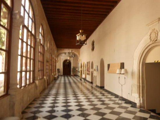 Parador de Cuenca : inside the hotel