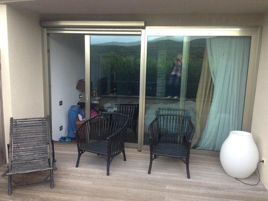 Argentario Golf Resort & Spa: Балкон
