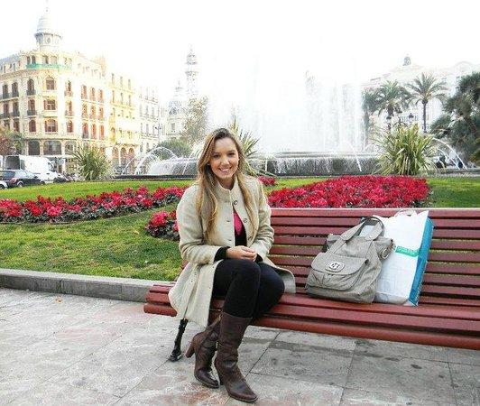 Plaza Ayuntamiento : Plaza del Ayutamento