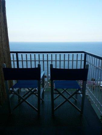 Hotel Dei Cavalieri: private balcony