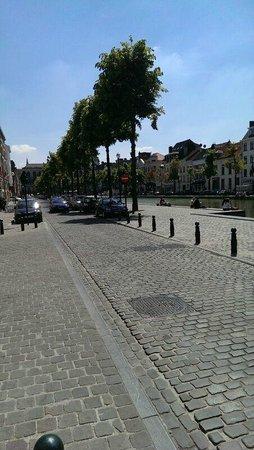 Citadines Sainte-Catherine Brussels: around