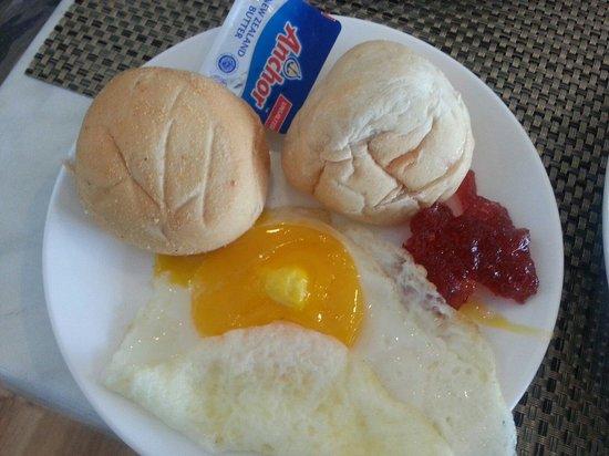 The Tides Boracay: Hotel breakfast