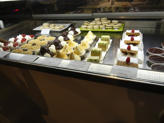 Le cose buone: Some of the delicious choices