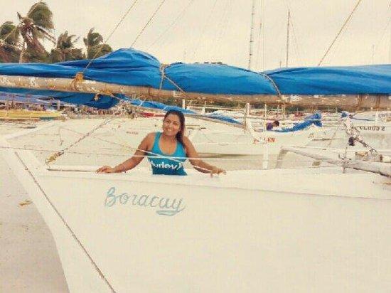 The Tides Boracay: Me