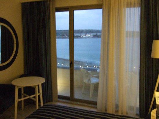db Seabank Resort + Spa: Patio view