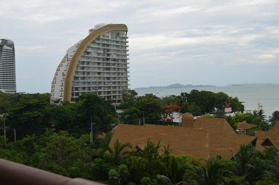 Centara Grand Mirage Beach Resort Pattaya: Вид