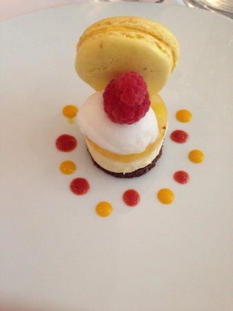 Restaurant L'Essentiel : Macaron