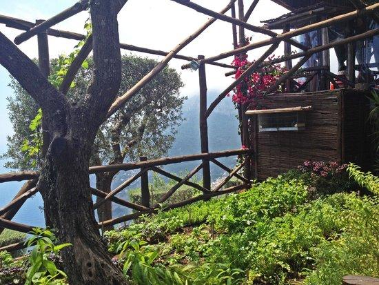 La Tagliata: Garden